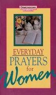 Everyday Prayers For Women