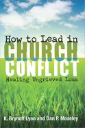 How to Lead in Church Conflict eBook