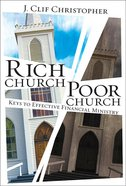 Rich Church, Poor Church eBook