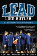 Lead Like Butler eBook