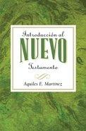 Introduccion Al Nuevo Testamento eBook