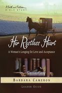 Her Restless Heart (Leader Guide) (101 Questions About The Bible Kingstone Comics Series) eBook