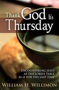 Thank God It's Thursday eBook