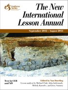 New International Lesson Annual (2015 - 2016) Paperback