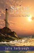 Secure in the Storm eBook