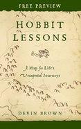 Free Hobbit Lessons Sampler - Ebook