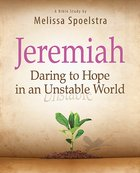 Jeremiah | Womens Bible Study Participant Book