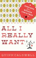 All I Really Want eBook