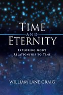 Time and Eternity eBook