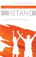 Istand One Minute Bible For Students eBook