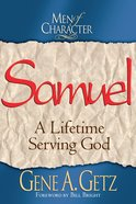 Samuel (Men Of Character Series)