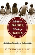 Modern Parents Vintage Values eBook