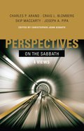 Perspectives on the Sabbath eBook