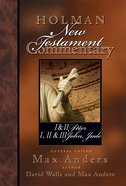 1 Peter-Jude (#11 in Holman New Testament Commentary Series) eBook