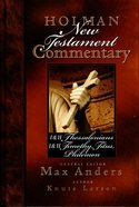 1 Thessalonians-Philemon (#09 in Holman New Testament Commentary Series) eBook