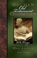 1&2 Kings (#07 in Holman Old Testament Commentary Series) eBook
