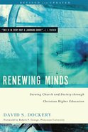 Renewing Minds eBook