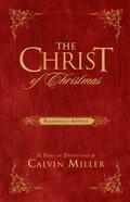 The Christ of Christmas eBook