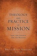 Theology and Practice of Mission eBook