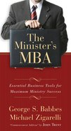 The Minister's Mba eBook
