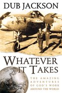 Whatever It Takes eBook