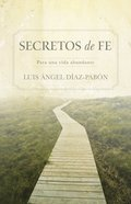 Secretos De Fe (Secrets Of Faith) Paperback