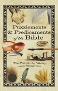 Puzzlements & Predicaments of the Bible eBook