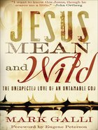 Jesus Mean and Wild eBook