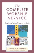 The Complete Worship Service eBook