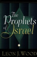 The Prophets of Israel eBook