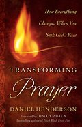 Transforming Prayer eBook