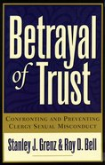 Betrayal of Trust (2nd Edition) eBook