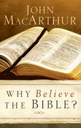 Why Believe the Bible? eBook