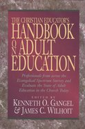 The Christian Educator's Handbook on Adult Education eBook