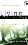 Living on Purpose eBook