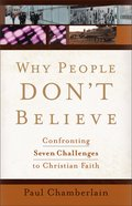 Why People Don't Believe eBook