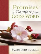Promises of Comfort From God's Word eBook