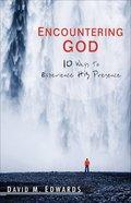 Encountering God eBook