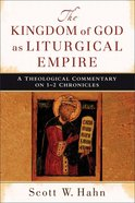 The Kingdom of God as Liturgical Empire eBook