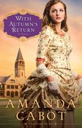 With Autumn's Return (#03 in Westward Winds Series) eBook