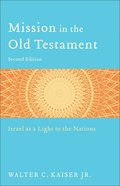Mission in the Old Testament eBook