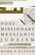 Postmissionary Messianic Judaism eBook