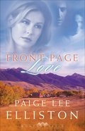 Front Page Love (#02 in Montana Skies Trilogy Series) eBook