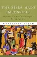 The Bible Made Impossible eBook