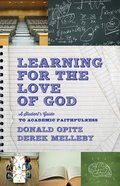 Learning For the Love of God eBook
