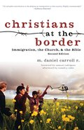 Christians At the Border eBook