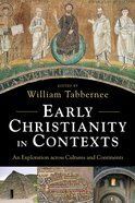 Early Christianity in Contexts eBook