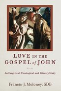 Love in the Gospel of John eBook