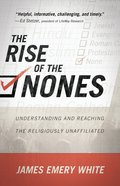 The Rise of the Nones: Understanding and Reading the Religiously Unaffiliated eBook