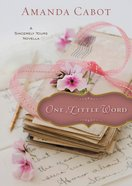 One Little Word (Ebook Shorts) eBook